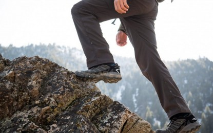 giày leo núi chính hãng