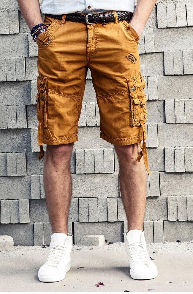 quần short túi hộp nam giá rẻ