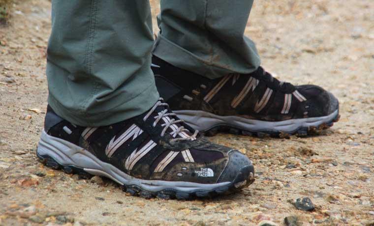 giày leo núi chính hãng the north face