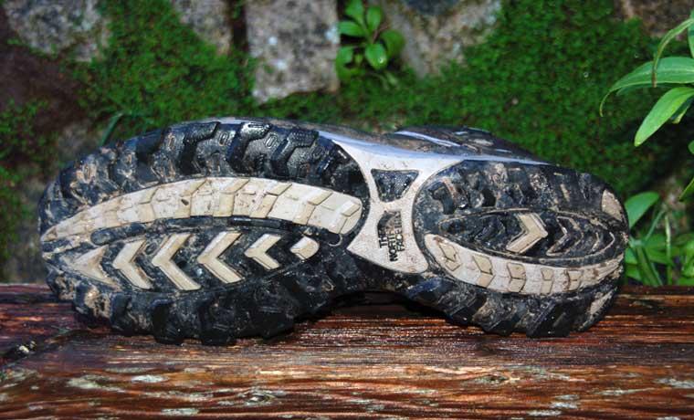 giày leo núi the north face giá rẻ