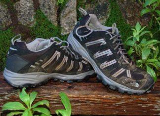 giày leo núi TNF