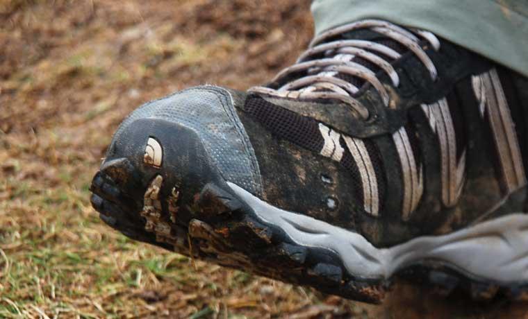 giày leo núi the north face chính hãng