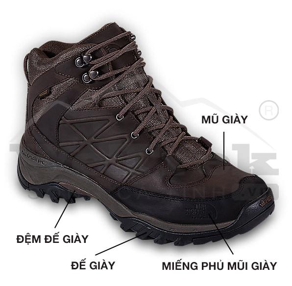mua giày leo núi nam nữ