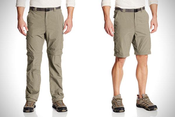 quần tháo ống columbia