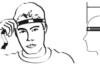 cách đo size mũ bảo hiểm 3/4 fullface