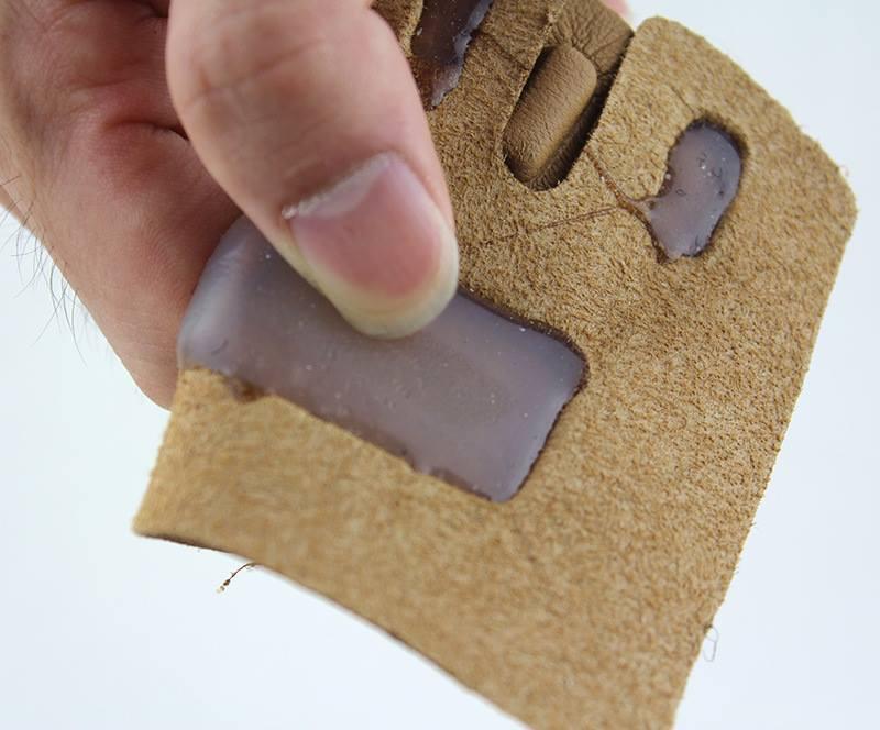 Lớp gù silicon bao ngoài là lớp da bền bỉ