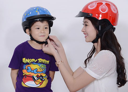 chọn mũ bảo hiểm phù hợp