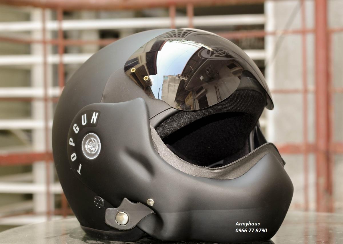 Thế nào là mũ bảo hiểm cả đầu chuẩn