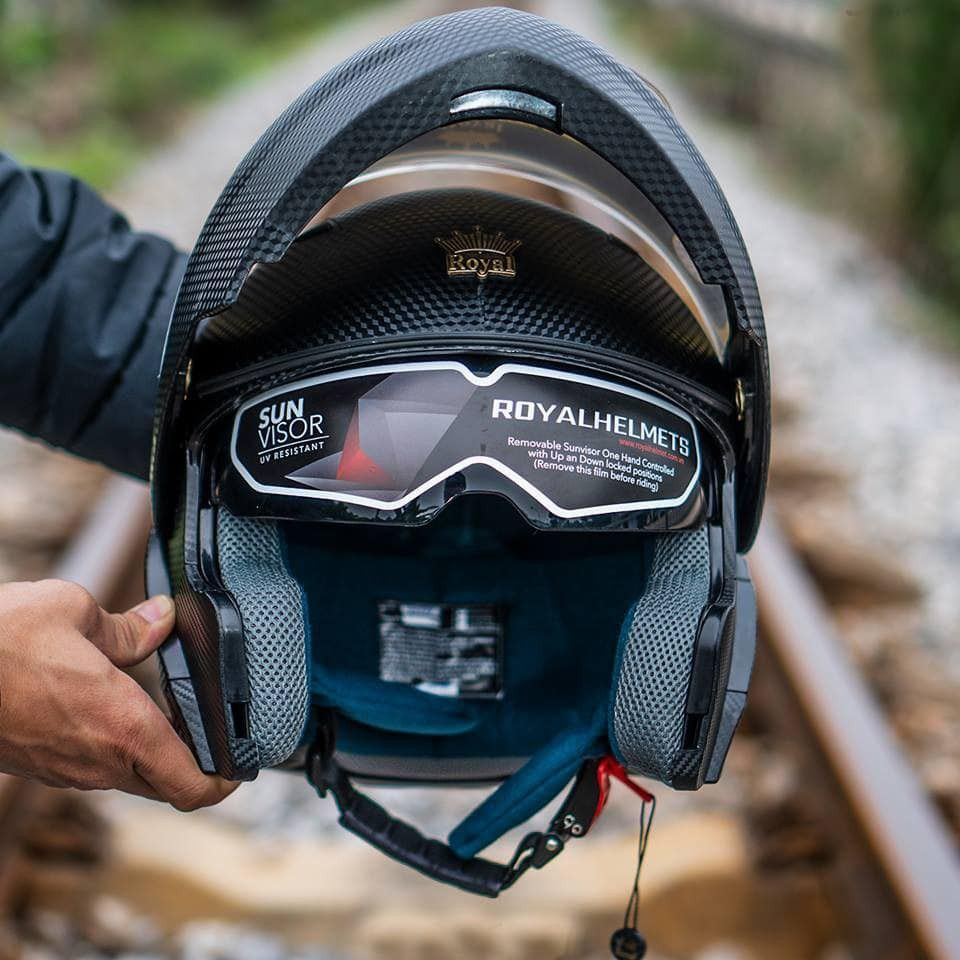 Tiêu chí chọn mũ bảo hiểm cả đầu chính hãng