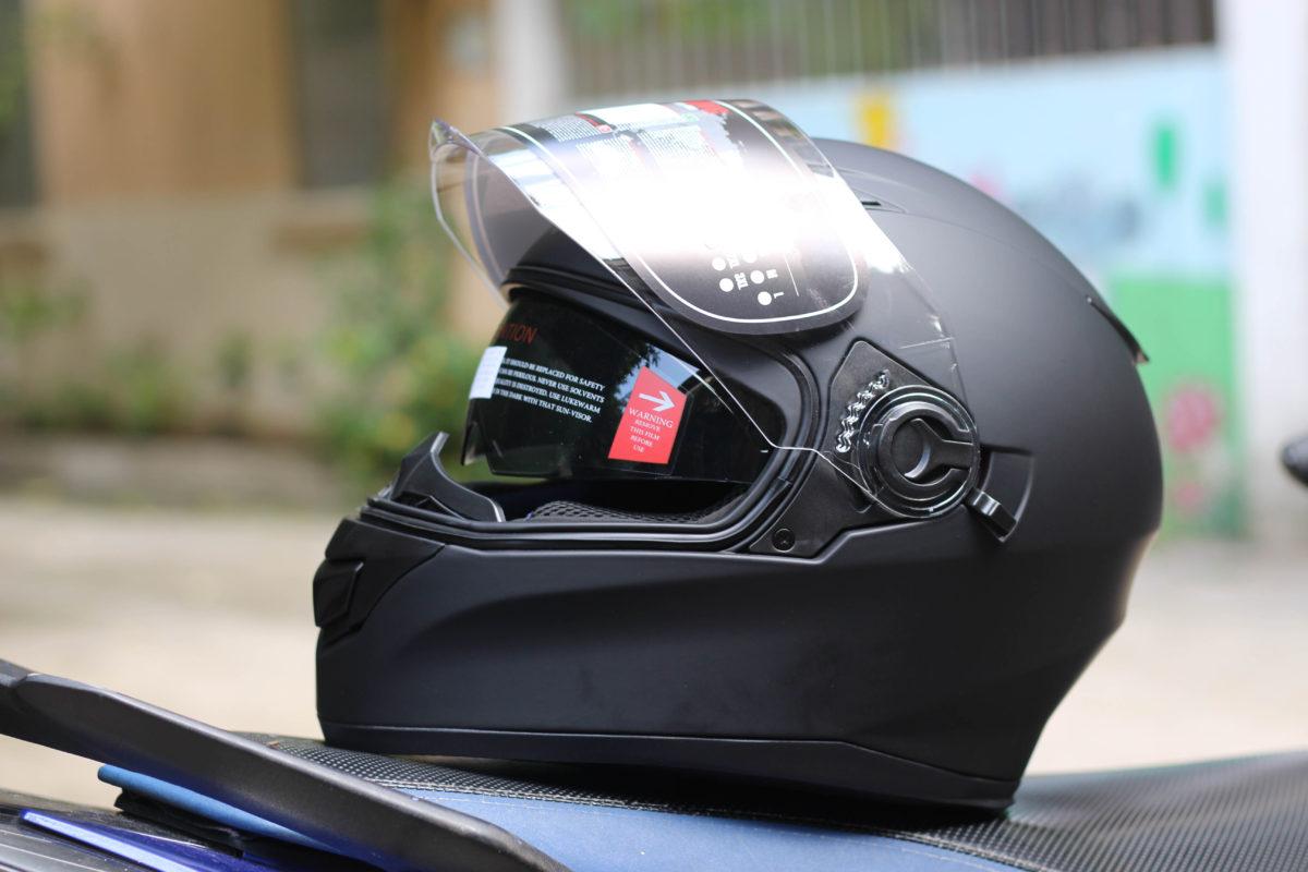 Thế nào là mũ bảo hiểm cả đầu chất lượng