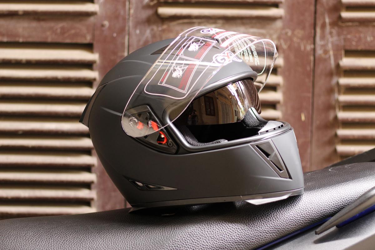 Nguồn gốc thương hiệu mũ bảo hiểm fullface GXT