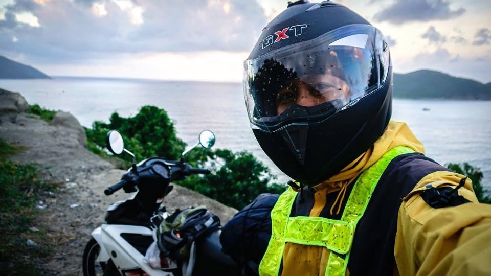 Địa chỉ mũ bảo hiểm fullface GXT chính hãng tại Hà Nội và TP HCM