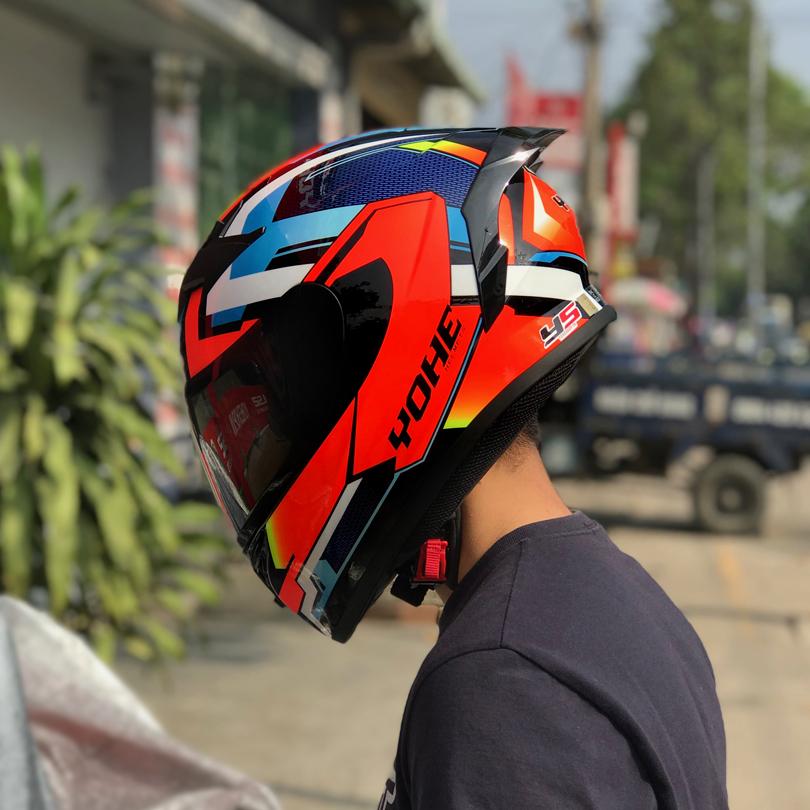 Mũ bảo hiểm cả đầu YOHE 978 Lido Plus