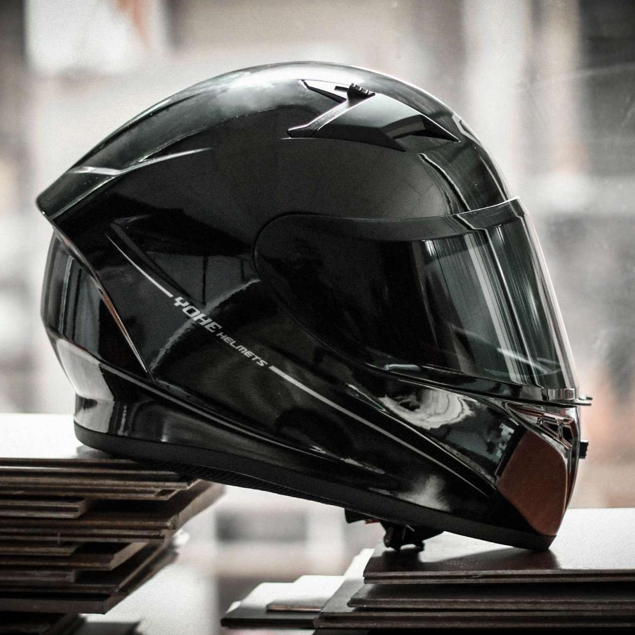 Đôi nét về thương hiệu mũ bảo hiểm cả đầu YOHE